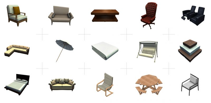 Ficheros gratis para su impresi n en 3d impresoras 3d for 3d furniture design software free