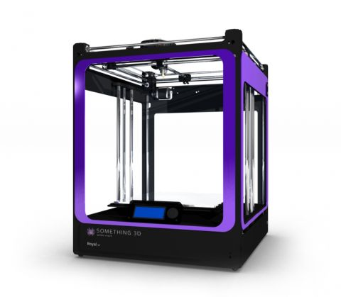 Royal 3D printer