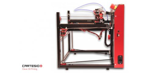 Cartesio M  3D printer
