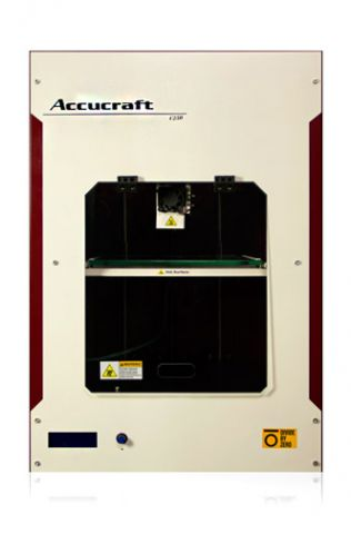Accucraft i 250+  3D printer