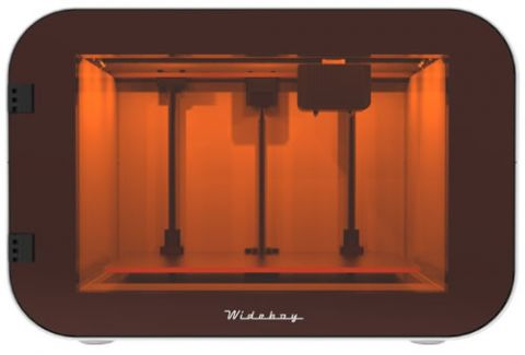 Wideboy Pro  3D printer