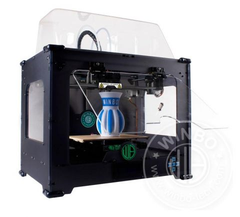 Winbo Classic Style Dual  3D printer