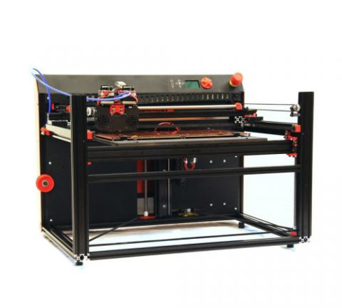 Cartesio W0.9  3D printer