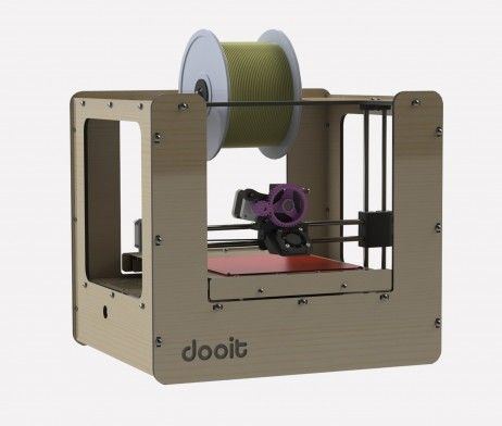 Impresora 3D Dooit Genuine 200