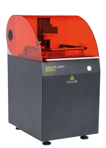 DIGITALWAX 008J  3D printer
