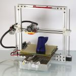 Bukobot 8 v2 Kit X3  3D printer