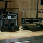Two Up  3D printer