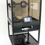 The Glacier Summit Plus  3D printer